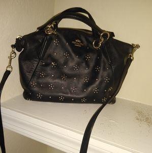 Small Kelsey Coach satchel